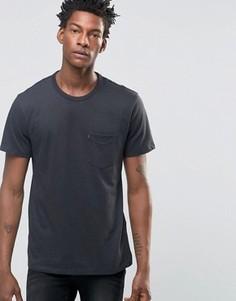 Черная футболка с карманом Levis Sunset - Черный Levis®