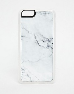 Чехол для iPhone 6/6s с мраморным принтом Zero Gravity - Мульти