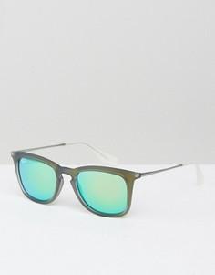 Вайфареры Ray-Ban - Зеленый