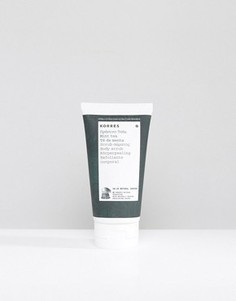 Скраб для тела с экстрактом мятного чая Korres - Мульти