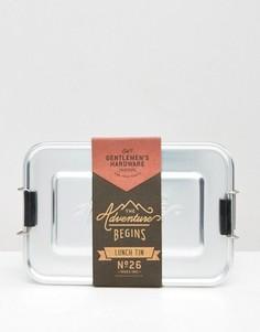 Металлическая коробка для ланча Gentlemens Hardware - Мульти