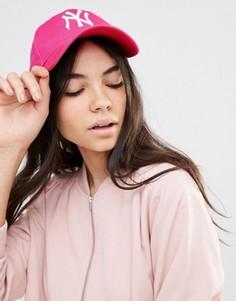 Кепка New Era NY 9Forty - Розовый