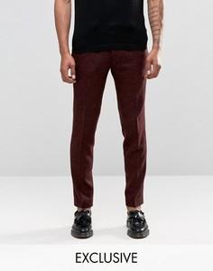 Узкие брюки Noak - Красный