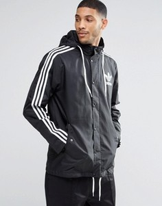 Ветровка adidas Originals Adicolour AY7928 - Черный