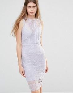 Платье Body Frock - Фиолетовый