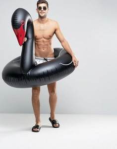 Надувной круг для бассейна Black Swan - Мульти Gifts