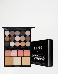 Набор для макияжа NYX Professional Make-Up Butt Naked Turn The Other Cheek - Мульти