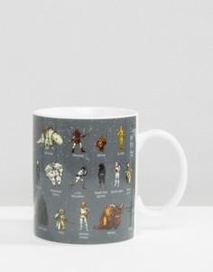 Кружка Star Wars - Мульти Gifts