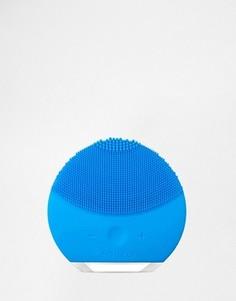 Синяя очищающая щетка для лица Foreo Luna Mini 2 - Бесцветный