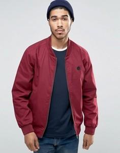 Бордовая куртка‑пилот Le Breve - Красный