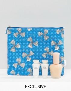 Увлажняющая основа под макияж и средства по уходу за кожей с косметичкой в подарок Paul & Joe эксклюзивно для ASOS - Бесцветный