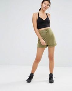 Комбинируемые шорты Boohoo - Зеленый