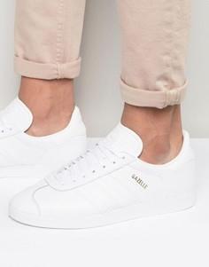 Белые кроссовки adidas Originals Gazelle BB5498 - Белый