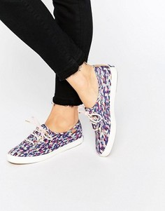 Кеды с принтом Keds Liberty Meadow - Мульти