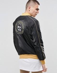 Сувенирная куртка Heros Heroine - Черный