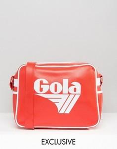 Красная сумка почтальона Gola Classic Redford - Мульти