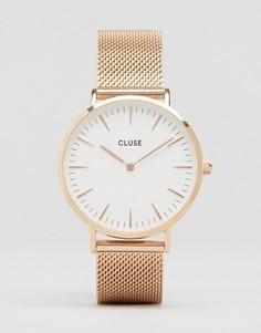 Часы Cluse La Boheme CL18112 - Золотой