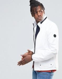 Тканая куртка Харрингтон Native Youth - Белый