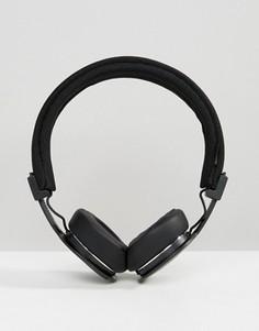 Черные беспроводные Bluetooth-наушники Urbanears Plattan Advanced - Черный