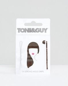 2 заколки для волос Toni & Guy - Черный