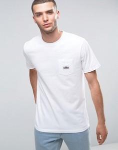 Футболка с логотипом на кармане Penfield - Белый