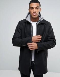 Куртка-макинтош Another Influence - Черный