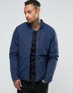 Современная синяя куртка Nike 806831-451 - Синий