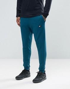 Серые узкие джоггеры Nike Modern 805154-091 - Синий