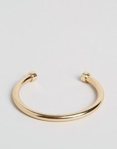 Золотистый браслет Chained & Able - Золотой