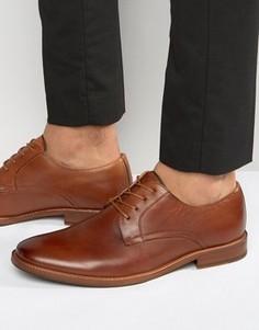 Кожаные туфли дерби ALDO Cerneglons - Рыжий