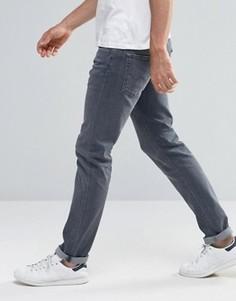 Суженные джинсы Edwin ED-55 - Серый