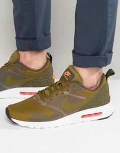 Зеленые кроссовки Nike Air Max Tavas 705149-304 - Зеленый