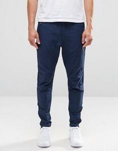 Синие облегающие джоггеры Nike 804328-451 - Синий