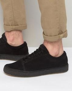 Кроссовки на крепированной подошве Paul Smith Grayson - Черный