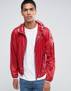 Легкая куртка с капюшоном Celio - Красный