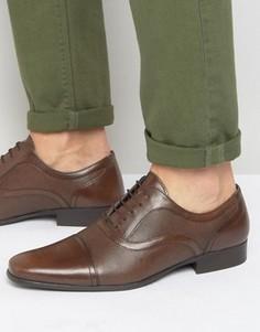 Туфли на шнуровке Red Tape - Коричневый