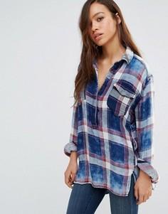 Рубашка в клетку Blank NYC - Мульти
