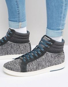 Высокие кроссовки Ted Baker - Серый