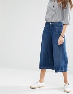 Джинсовая юбка-брюки Hilfiger Denim - Синий