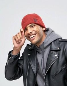Красная шапка-бини Nike SB Surplus 804539-674 - Красный