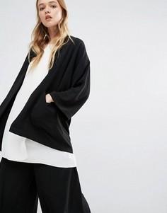 Пиджак-кимоно ADPT - Черный
