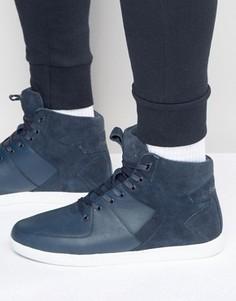 Высокие кроссовки Boxfresh Camberwell - Синий
