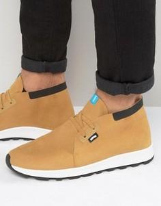 Кроссовки в стиле ботинок чукка Native - Рыжий