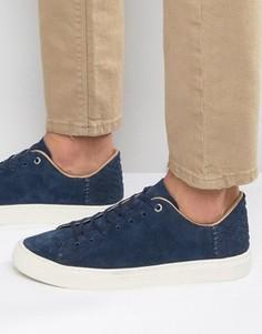 Замшевые кроссовки TOMS Lenox - Синий