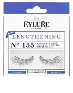 Накладные ресницы Eylure Lengthening № 155 - Черный