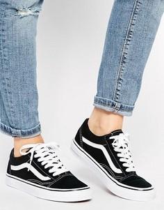 Классические кроссовки Vans Old Skool - Мульти