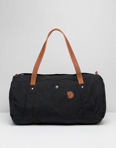 Черная сумка Fjallraven No.4 30 л - Черный