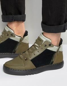Средние кроссовки Creative Recreation Adonis - Зеленый