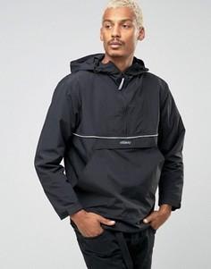 Куртка через голову Stussy - Черный