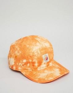 5-панельная кепка Hollister - Оранжевый